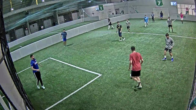 02/23/2019 00:00:01 - Sofive Soccer Centers Rockville - Camp Nou