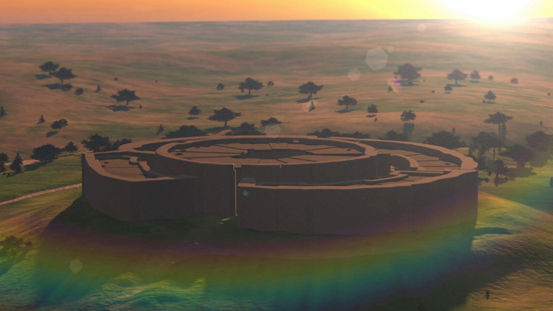Ancient Aliens: Arkaim, the Russian Stonehenge
