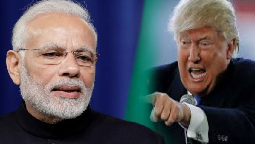 Pulwama Colen : Donald Trump says , India is Looking at Something Very Strong | Oneindia News