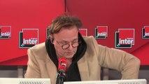 Benoît Hamon est l'invité d'Eric Delvaux et Patricia Martin sur France Inter
