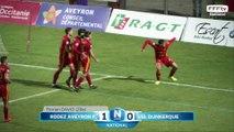 J23 : Rodez Aveyron Football - USL Dunkerque (4-1), le résumé