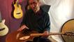 Musique. Fred Kopo, le luthier de M, dessine des guitares particulières