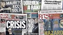 Le plan de Chelsea pour sortir de la crise, l'Inter est prêt à casser sa tirelire pour garder Mauro Icardi