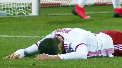 Riad Nouri inscrit un joli but face à Auxerre