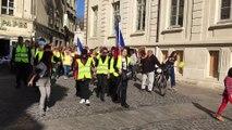 Nouvelle manifestation des Gilets jaunes à Avignon