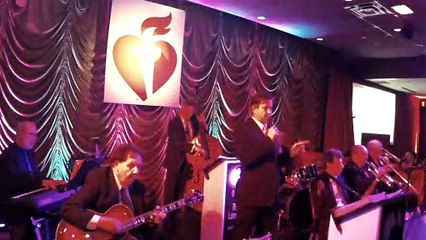 Frank Lamphere and Seven Piece band - Rat Pack Jazz Corporate Band Chicago