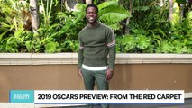 2019 Oscars Preview: From the Red Carpet