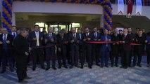 Bakan Kasapoğlu, Hitit Üniversitesi 15 Temmuz Spor Kompleksi açılışını yaptı - ÇORUM