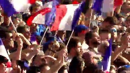France - Ecosse masculin : Le résumé