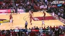 Virginia vs. Louisville Basketball Highlights (2018-19)