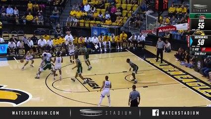 UAB vs. Southern Miss Basketball Highlights (2018-19)