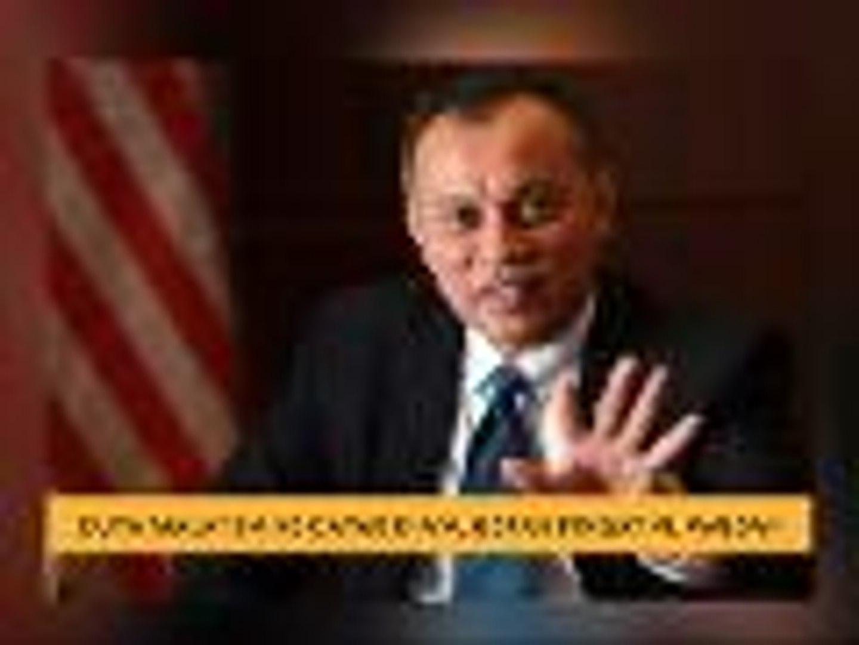 Duta Malaysia ke Qatar dianugerah pingat Al Wajbah