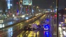 Bakırköy'de minibüsün çarptığı yaya öldü - İSTANBUL