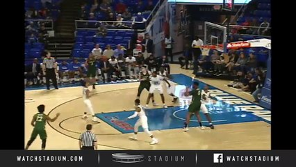 Charlotte vs. Middle Tennessee Basketball Highlights (2018-19)