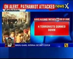Pathankot Terrorist Attack: Four terrorists, two jawans killed in Pathankot Air Base