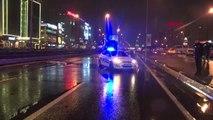 İstanbul- Bakırköy'de Minibüsün Çarptığı Yaya Öldü