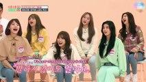 [ENG SUB] 190129 [Idol Room Unair Video] Find them! IZ*ONE's Korean Masters ★