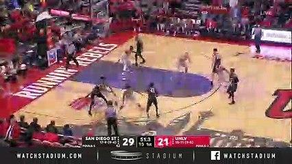 San Diego State vs. UNLV Basketball Highlights (2018-19)