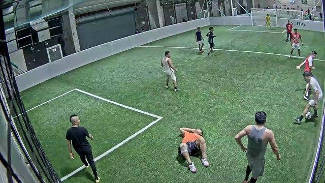 02/24/2019 00:00:01 - Sofive Soccer Centers Rockville - Maracana