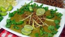 Chicken Shahi Haleem Recipe - video dailymotion