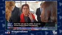 """""""Inacceptable"""" : Martine Aubry clashe deux  ministres devant les caméras"""