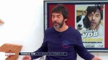 Thomas VDB parle de son nouveau spectacle dans Clique Claque - CLIQUE TV