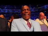 'I MAKE DILLIAN WHYTE RIGHT FOR TURNING DOWN ANTHONY JOSHUA OFFER' - FRANK BRUNO / TALKS WILDER-FURY