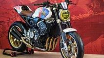 Top Honda CB1000R 2019 Custom At SWISS MOTO Event | Honda CB1000R Custom 2019 | Mich Motorcycle