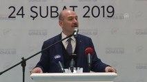 Soylu: '(PKK) Her uyuşturucu operasyonuyla ikinci şah damarına darbe üstüne darbe indiriyoruz' - TRABZON