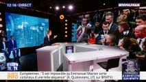 """Européennes : """"Il est impossible qu'Emmanuel Macron sorte victorieux d'une telle séquence"""", Adrien Quatennens"""