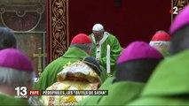 Vatican : mes mots forts du pape François contre la pédophilie