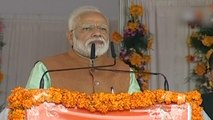 Will never provide loan waivers for political gains: PM Modi