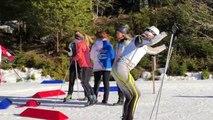 Ski de fond - La Gérômoise 2019 sur les pistes des Hautes-Vannes