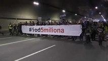 Újabb kormányellenes tüntetés Belgrádban