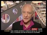 lemonde.fr : Télézapping du 07 01 2008 Président en solde