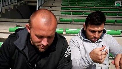 Chaput/Zanon, en Vert & Noir
