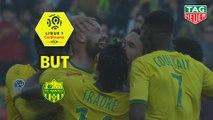 But Nicolas PALLOIS (51ème) / FC Nantes - Girondins de Bordeaux - (1-0) - (FCN-GdB) / 2018-19