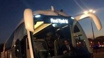 Levante-Real Madrid: Llegada del Real Madrid al Ciutat de Valencia