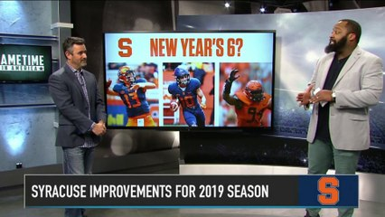Will Syracuse Football Improve in 2019?