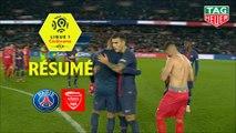Paris Saint-Germain - Nîmes Olympique (3-0)  - Résumé - (PARIS-NIMES) / 2018-19