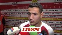 Lopes «Il faut continuer comme ça» - Foot - L1 - Monaco