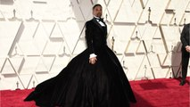 Billy Porter Arrives at Oscars