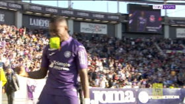 Max-Alain Gradel saves Toulouse at the last second!