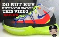 ROKIT x Nike Kyrie Irving 5 Sneaker Detailed Look Review