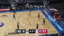 Ben Moore (18 points) Highlights vs. Agua Caliente Clippers