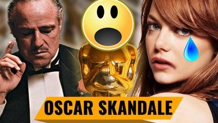 Blamagen und ein Todesfall - Die größten Skandale der Oscars | Top 5