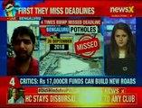 Bengaluru Potholes: BBMP allocates funds for repairing potholes; will common man