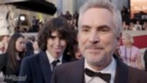 Alfonso Cuaron's Kids Steal the Show On the Oscars Red Carpet | Oscars 2019