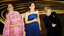 Maya Rudolph, Tina Fey and Amy Poehler Reunite to Open 2019 Oscars | THR News