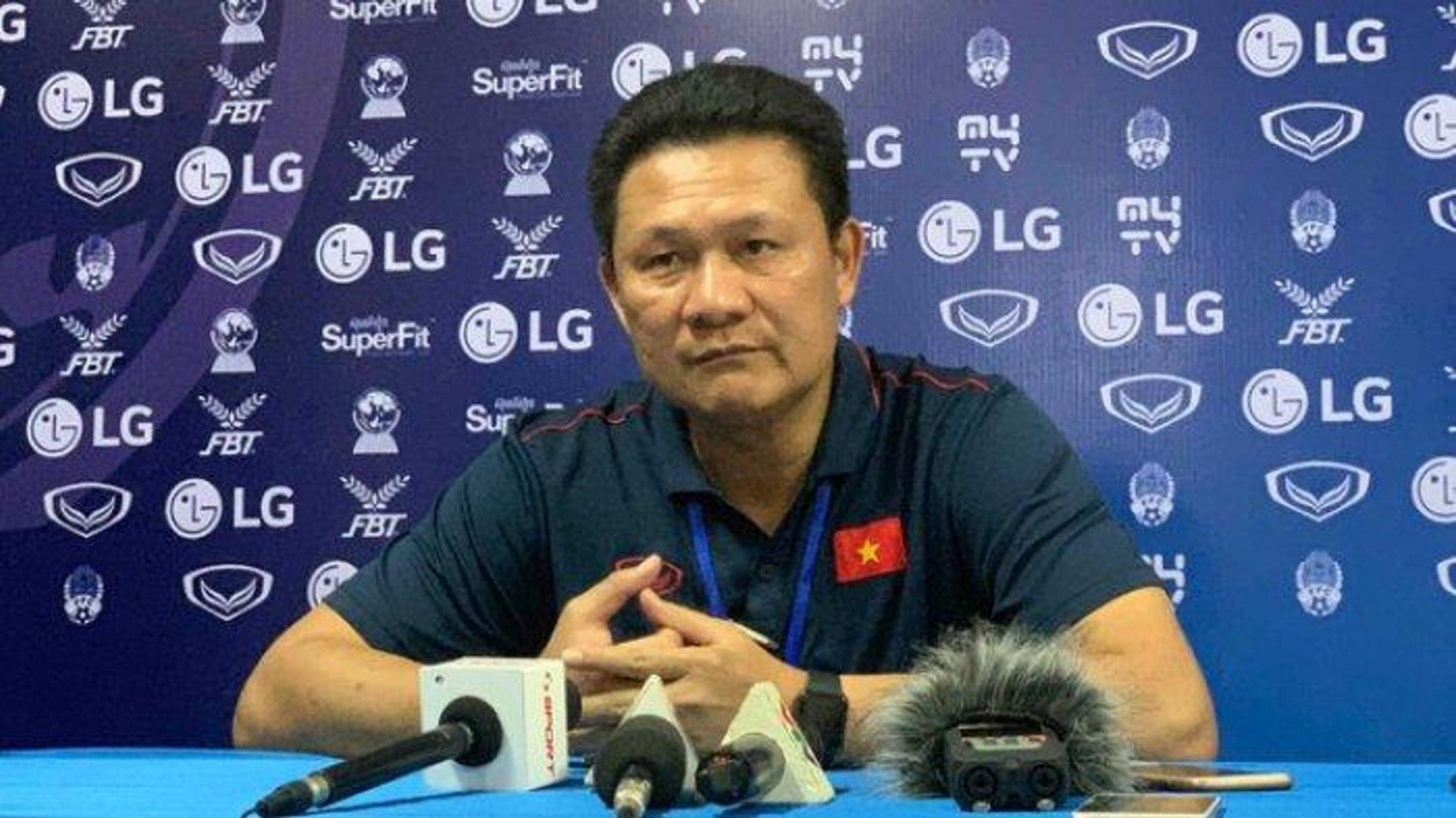 Usai Dikalahkan Timnas U-22 Indonesia, Pelatih Vietnam Komentari Keputusan Wasit